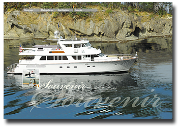 the yacht souvenir web site design and development in ferndale washington