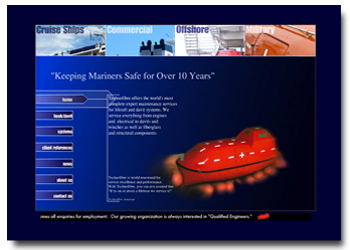 atlantis yachts web site design and development in Vancouver British Columbia